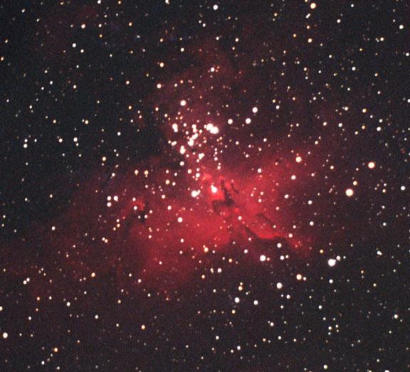 eagle nebula location - photo #24