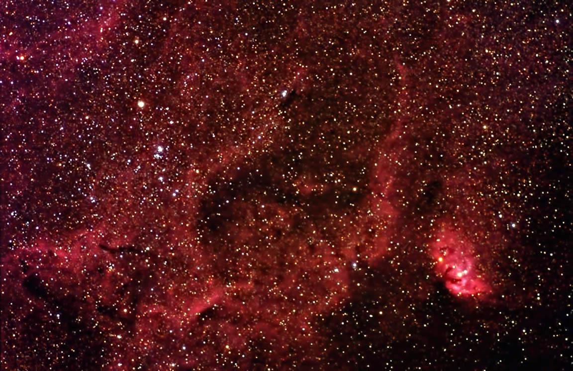 The Orion Nebula M42 Captured Last Night